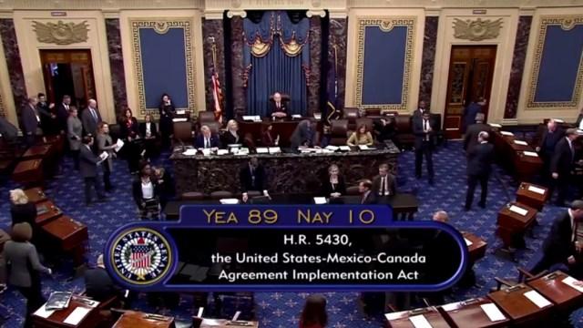 Foto: Estrategia de AMLO rindió frutos, dice Ebrard por T-MEC en EE.UU.