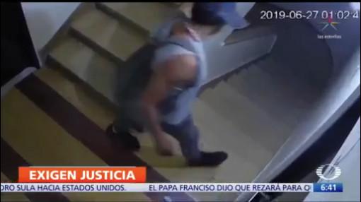 exigen justicia en feminicidio de la activista cristina vazquez
