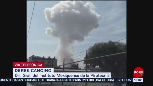 FOTO: explosion de polvorin en zumpango deja dos muertos, 16 de enero del 2020