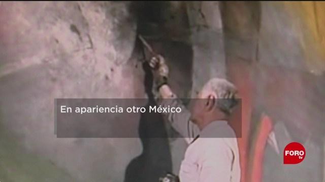 FOTO: 18 enero 2020, exposicion en apariencia otro mexico bocetos para murales de rufino tamayo
