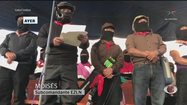 FOTO: 2 enero 2020, ezln defendera hasta morir a la madre tierra de tren maya