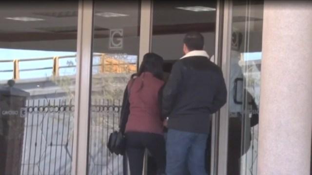 FOTO: Familiares despiden a autor de tiroteo en escuela de Torreón, el 12 de enero de 2020