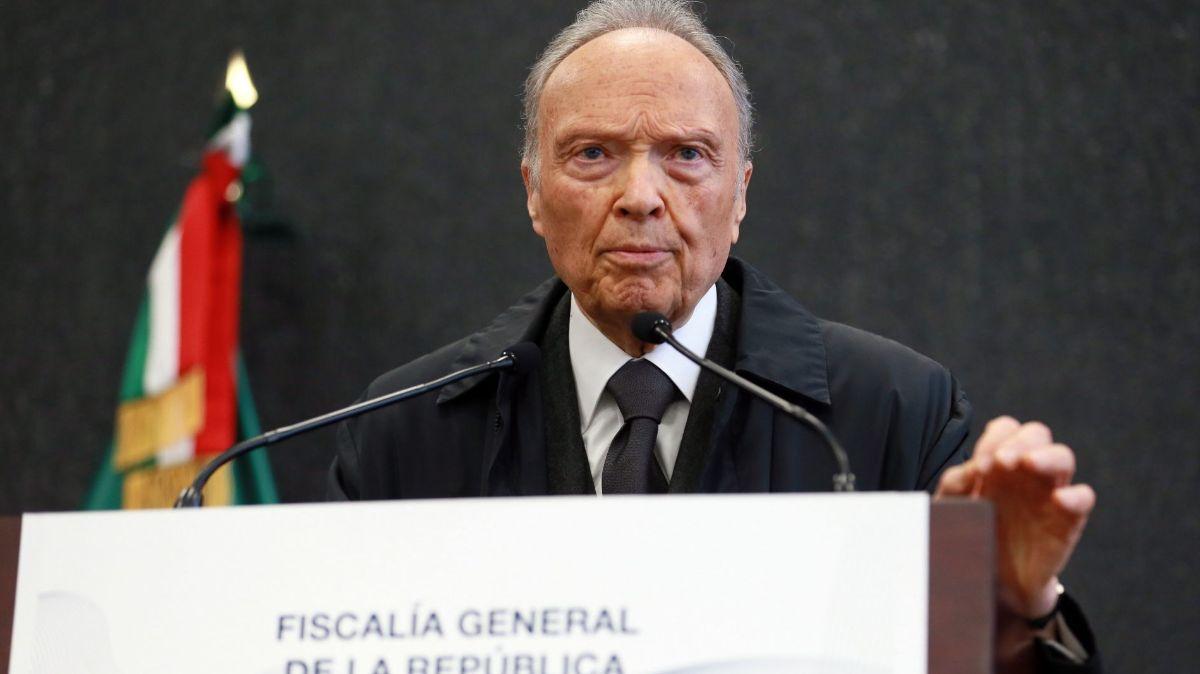 FGR elimina vicios de la PGR, señala informe