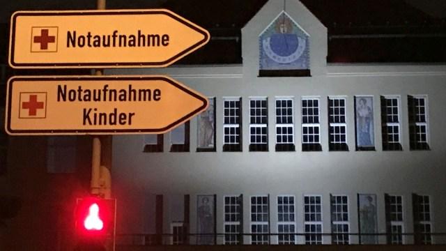 Foto: Sala de emergencia del hospital Klinikum Schwabing en Múnich, Alemania. Reuters