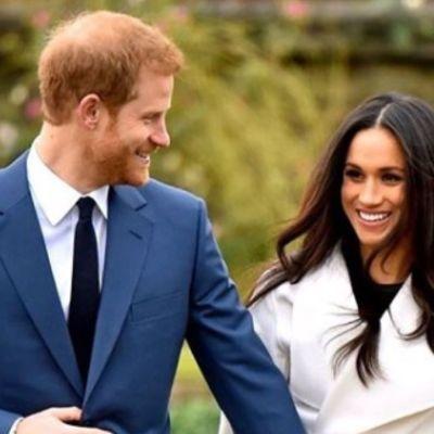 Enrique y Meghan se independizan de la realeza británica