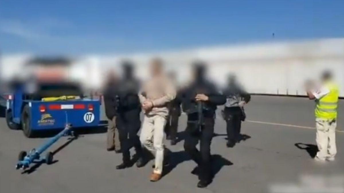 Narcotraficantes mexicano extraditados a Estados Unidos