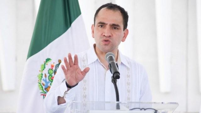 Foto: Arturo Herrera, titular de la Secretaría de Hacienda y Crédito Público (SHCP). Cuartoscuro