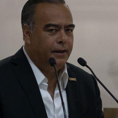 Foto: Raymundo Collins, extitular del Instituto de Vivienda (Invi). Cuartoscuro