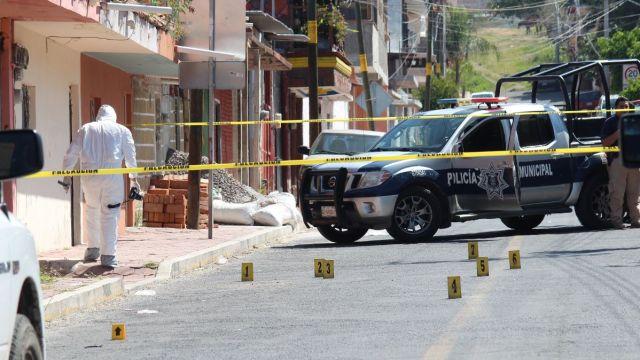 Suman 219 homicidios en Guanajuato en lo que va del 2020
