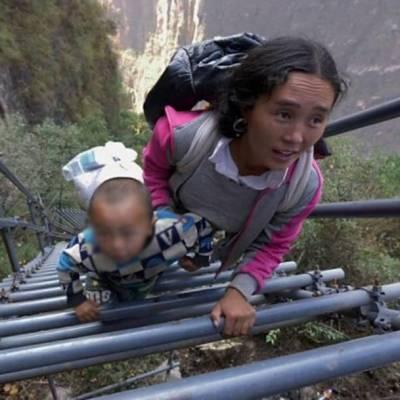 Muere Wu Huayan, la joven que comió arroz y chile 5 años para ayudar a su hermano