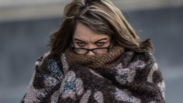 Foto: Se registran bajas temperaturas en la capital del país, 4 de enero 2020