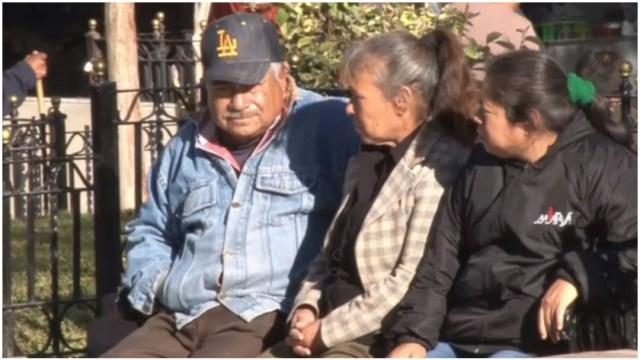 Foto: Se registran temperaturas bajo cero en municipios de Coahuila, 4 de enero de 2020 (Foro TV)