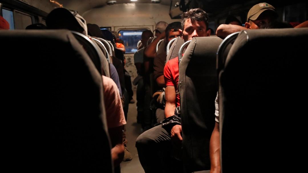 Foto: Funcionaria: Hay coordinación entre México y Honduras para el retorno de migrantes