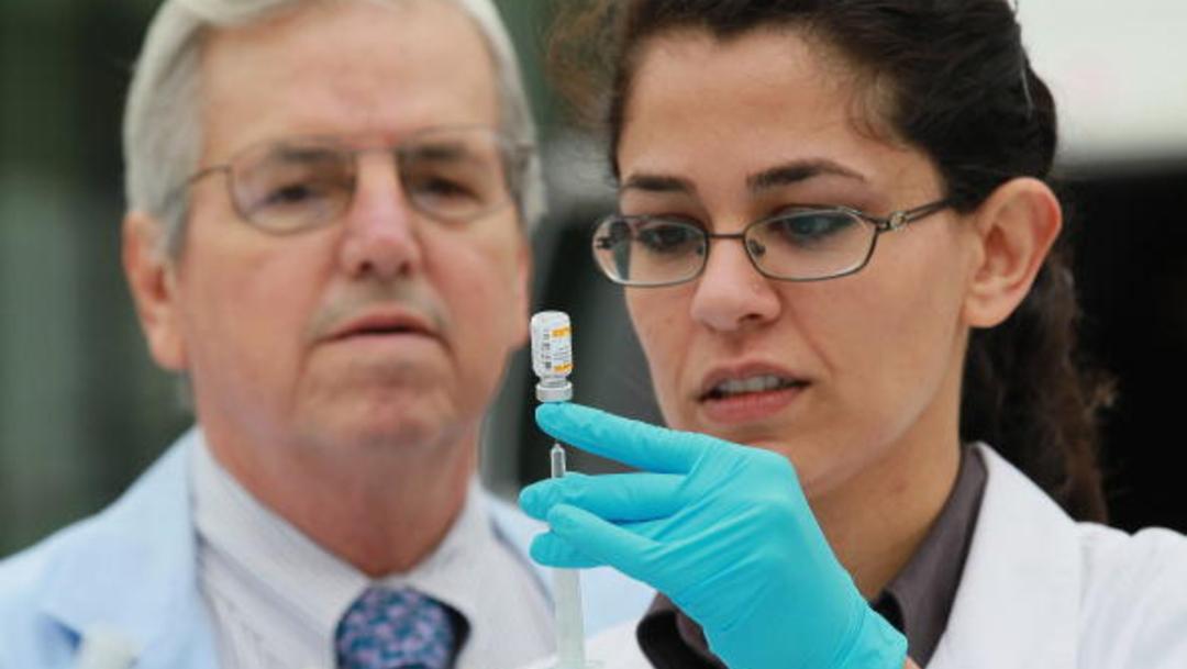 FOTO: Vacuna para nuevo coronavirus podría estar lista en 18 meses: OMS, el 11 de febrero de 2020