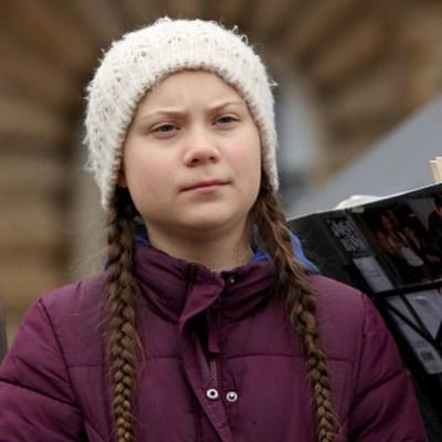 Greta Thunberg celebra sus 17 años con protesta contra el cambio climático