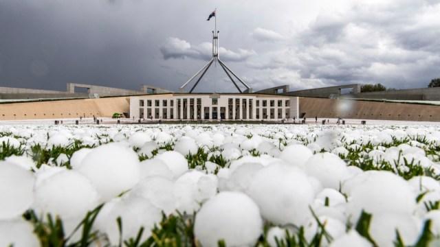 granizo australia
