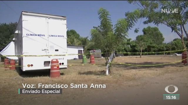 FOTO: guardia nacional mantiene vigilancia en frontera sur de mexico
