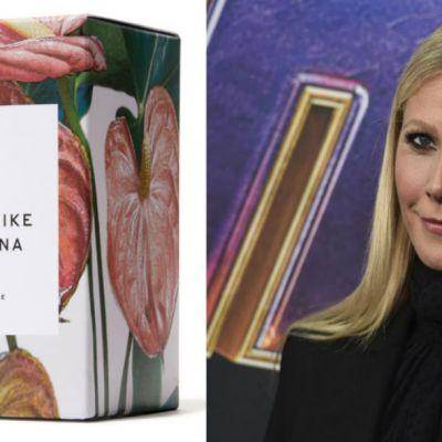 Gwyneth Paltrow lanza vela aromática con olor a su vagina; se agota en horas