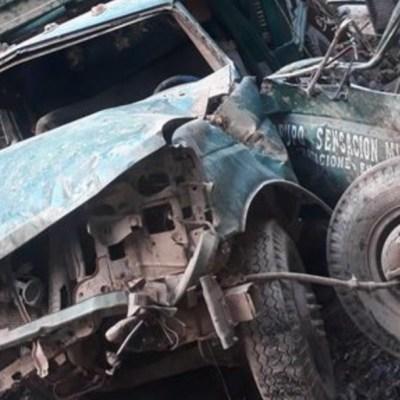 Fiscalía investiga hallazgo de 10 cuerpos calcinados en Chilapa, el 18 de enero de 2020