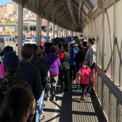 Asesinan a mujer cerca de puente internacional de Chihuahua