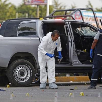 FOTO Homicidios bajaron 3.23 % en primer semestre de 2019: INEGI (Cuartoscuro archivo)
