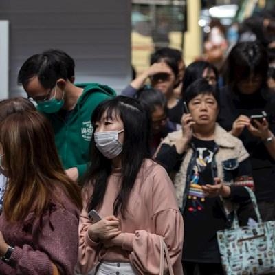 Foto: La ciudad china de Wuhan prohibió la circulación de vehículos por la epidemia del coronavirus, 25 enero 2020