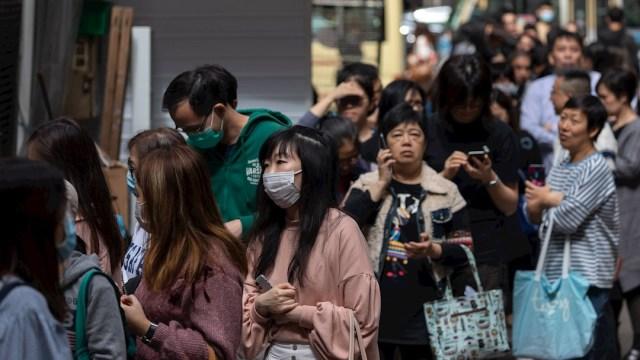 FOTO: Familia de Hong Kong contraen nuevo coronavirus tras compartir cena típica, el 09 de febrero de 2020