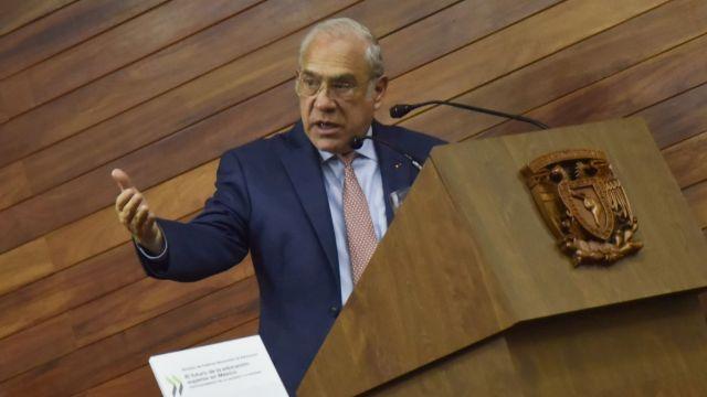 OCDE recomienda a México impulsar reforma fiscal y pensiones