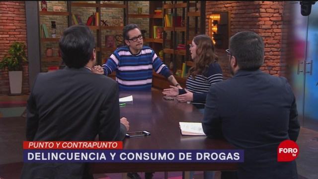 Foto: Delincuencia Ligada Uso Drogas México 9 Enero 2020