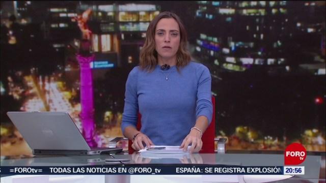 Foto: Las Noticias Ana Francisca Vega Programa Completo Forotv 14 Enero 2020