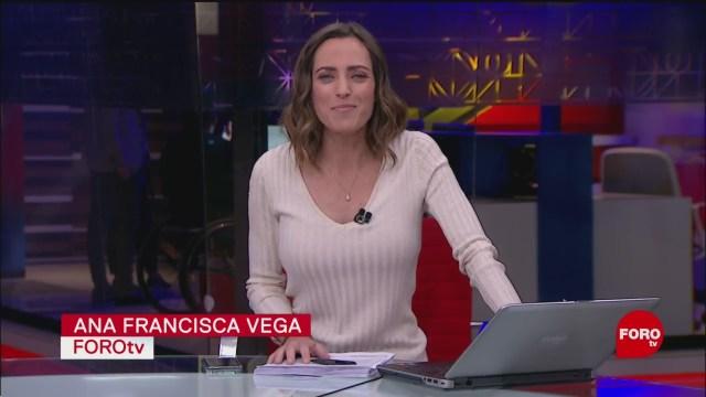 Foto: Las Noticias Ana Francisca Vega Programa Completo Forotv 17 Enero 2020