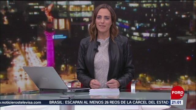 Foto: Las Noticias Ana Francisca Vega Programa Completo Forotv 20 Enero 2020
