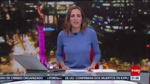 Foto: Las Noticias Ana Francisca Vega Programa Completo Forotv 24 Enero 2020