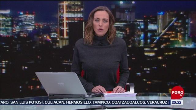 Foto: Las Noticias Ana Francisca Vega Programa Completo Forotv 27 Enero 2020