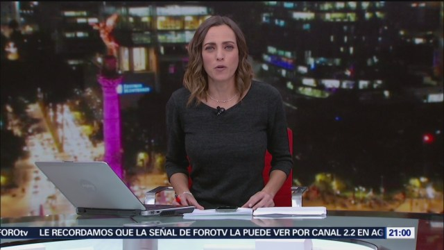 Foto: Las Noticias Ana Francisca Vega Programa Completo Forotv 28 Enero 2020