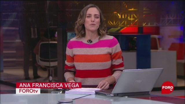 Foto: Las Noticias Ana Francisca Vega Programa Completo Forotv 9 Enero 2020