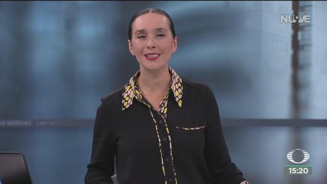 FOTO: las noticias con karla iberia programa del 17 de enero del