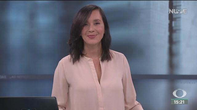FOTO: las noticias con karla iberia programa del 24 de enero del