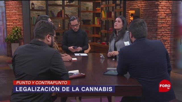 Foto: Legalización Gradual Cannabis México 20 Enero 2020