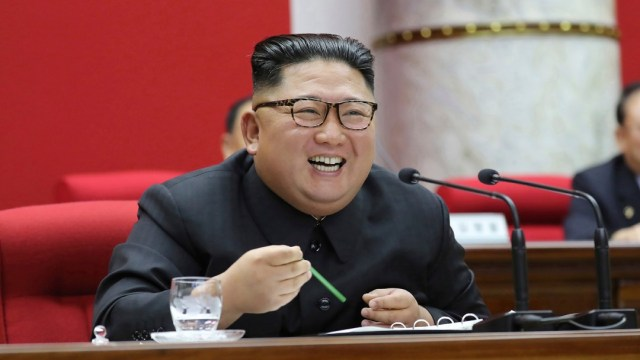 Foto: Líder norcoreano amenaza con probar una nueva arma estratégica