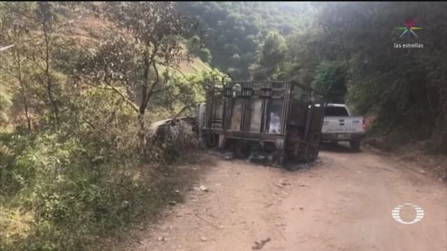 Foto: Los Ardillos Responsables Muerte Músicos Chilapa 20 Enero 2020