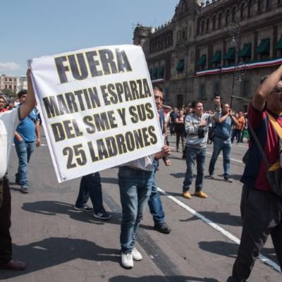 FOTO: Marchas previstas para el 22 de enero de 2020 en la CDMX, el 22 de enero de 2020