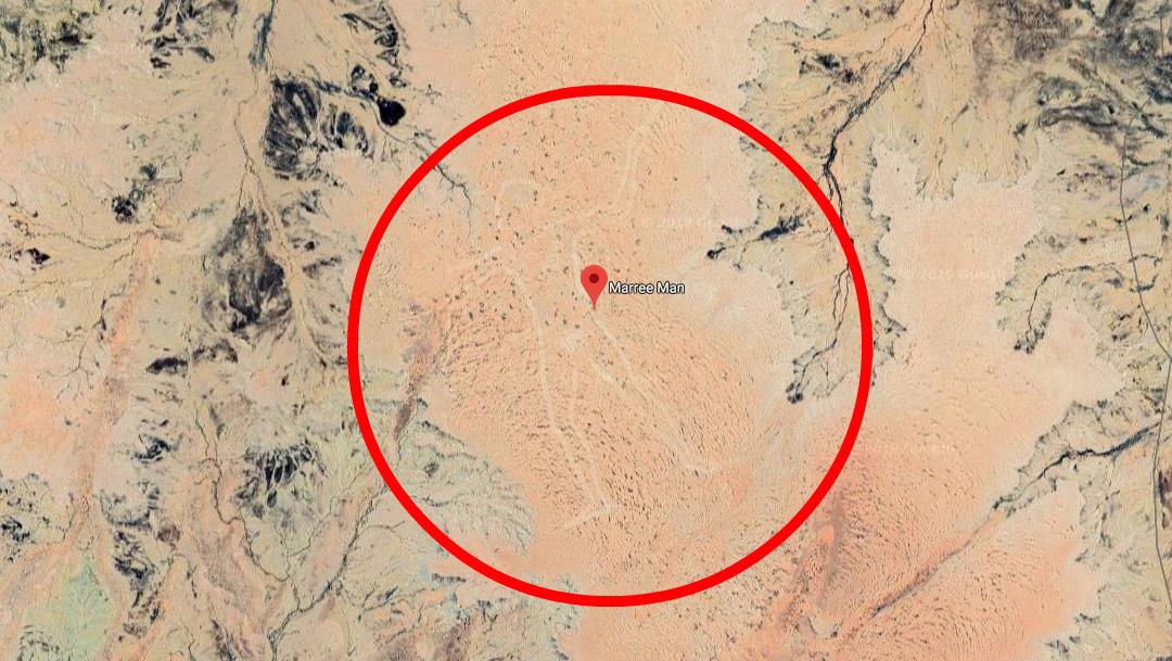 hombre-Marree-imagen-satelital-NASA-espacio