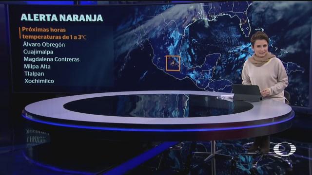 Foto: Bajas Temperaturas País Mantiene Masa Aire Polar 21 Enero 2020
