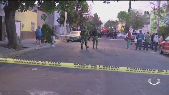 Foto: Matan Joven Hieren Policía Venustiano Carranza Hoy 27 Enero 2020