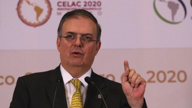 México asume presidencia de Celac; plantea 14 proyectos