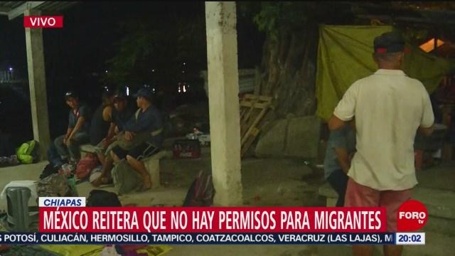 Foto: Migrantes Centroamericanos Albergues Inmediaciones Río Suchiate 20 Enero 2020