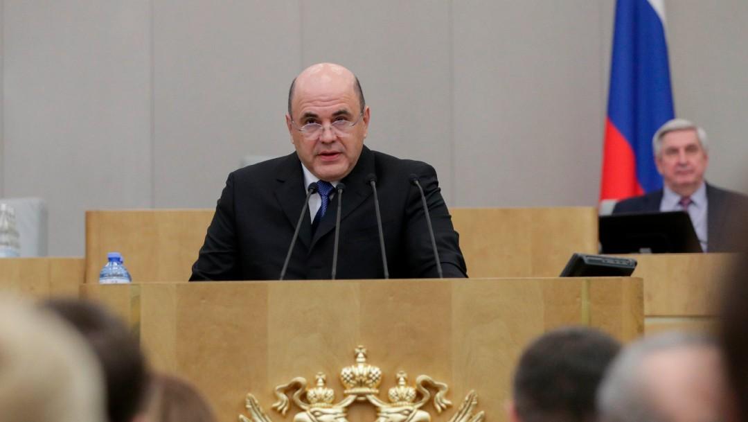 Foto: Mijaíl Mishustin, aprobado como nuevo primer ministro ruso