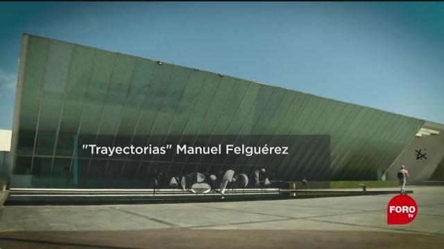 FOTO: 25 enero 2020, muac presenta trayectorias de manuel felguerez
