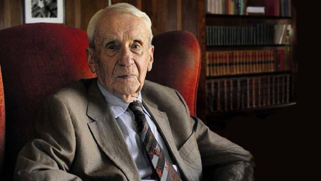 """Foto: Muere Christopher Tolkien, hijo del autor de """"El señor de los anillos"""", 16 de enero de 2020, (Tolkien State)"""